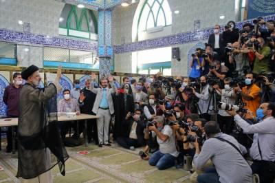 ایرانی سپریم لیڈر کے حمایت یافتہ امیدوار ابراہیم ریئسی صدارتی انتخابات جیت گئے۔