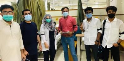 کراچی میں ینگ ڈاکٹرز ایک بار پھر سراپا احتجاج