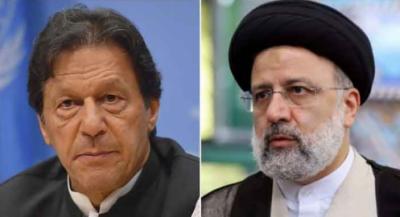 وزیراعظم عمران خان کا ایران کے صدراتی انتخابات میں ابراہیم رئیسی کو کامیابی پر مبارکباد