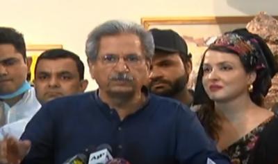اپوزیشن انتخابی اصلاحات کے لئے حکومت کے ساتھ بیٹھنے کو تیار نہیں: وفاقی وزیرتعلیم شفقت محمود