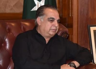 کراچی میں متوقع مون سون بارشیں:گورنر عمران اسماعیل نے وزیراعلیٰ کو خط لکھ دیا