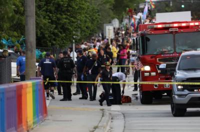 امریکہ: ایک شخص نے ہجوم پرٹرک چڑھا دیا, ایک شخص ہلاک 2 زخمی