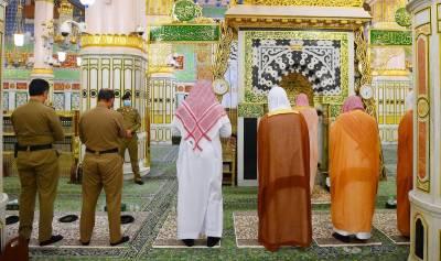سعودی عرب:اذان اور نماز کے درمیان معمول کا وقفہ بحال
