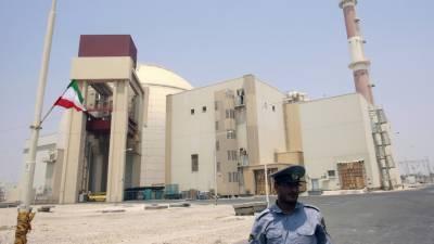 ایران نے جوہری پاورپلانٹ ہنگامی طور پربندکردیا۔