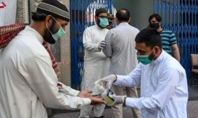 پاکستان میں کورونا وائرس سے 30 افراد جاں بحق, تعداد 22 ہزار 7 ہوگئی