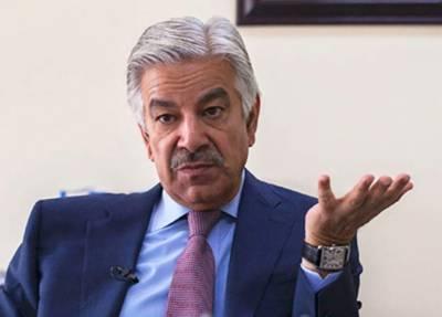 سابق وزیردفاع خواجہ آصف کیخلاف نیب ریفرنس تیار