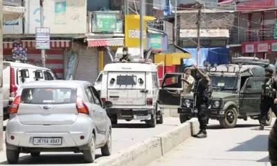 بھارتی فوج کی ریاستی دہشت گردی:3 کشمیری نوجوانوں کو شہید کردیا۔