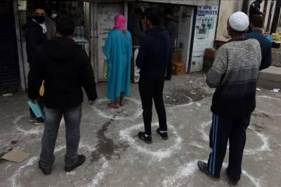 مقبوضہ کشمیر میں کرونا وائرس سے14 افراد جاں بحق