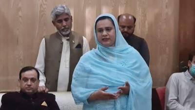 خواتین کے لباس کے حوالے سے وزیراعظم عمران خان کے بیان کے خلاف پنجاب اسمبلی میں قرارداد پیش
