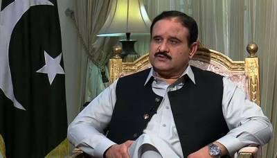 وزیراعلی پنجاب سردار عثمان بزدار کا جوہر ٹاون میں دھماکے کے واقعہ کانوٹس