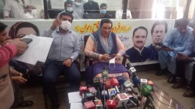 سیالکوٹ : لاہور میں افسوسناک واقعہ کی مذمت کرتے ہیں, حقائق کا باریک بینی کا جائزہ لیکر حکومت پنجاب میڈیا سے شئیر کرے گی: ڈاکٹر فردوس عاشق اعوان