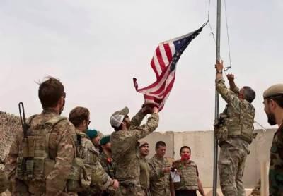 افغانستان سے امریکی فوج کے انخلا کے بعد6 ماہ کے اندر اندر افغان حکومت ناکام ہوسکتی ہے۔امریکی انٹیلی جنس