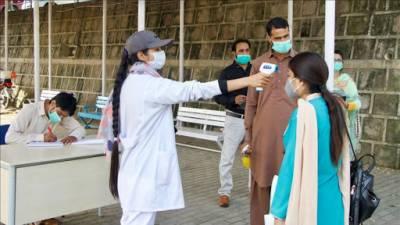 کورونا وائرس: مزید 38افراد دم تو ڑگئے،1097نئے کیسز رپورٹ