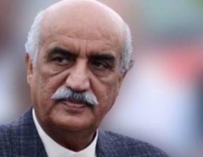 خورشید شاہ کے پروڈکشن آرڈرز جاری نہ کرنے کے خلاف دائر درخواست نمٹا دی