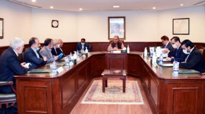 ایرانی وزیرخارجہ کے نمائندہ خصوصی کی شاہ محمود قریشی سے ملاقات, خطے میں امن واستحکام کیلئے افغانستان میں امن ضروری ہے:وزیر خارجہ