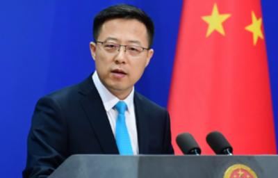 بھارت کی طرف سے سرحد پر فوج کی تعیناتی اور دراندازی کشیدگی کی بنیادی وجہ ہے :چین