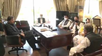 فہمید ہ مرزا کی سربراہی میں جی ڈی اے کے وفد کی وزیر اعظم سے ملاقات