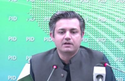 پاکستان ایف اے ٹی ایف کی گرے لسٹ سے نہیں نکلا,بلیک لسٹ میں شامل کیے جانے کا کوئی خطرہ موجود نہیں: وفاقی وزیرِ حماد اظہر