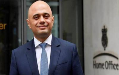 پاکستانی نژاد ساجد جاوید برطانیہ کے نئے وزیرِ صحت مقرر