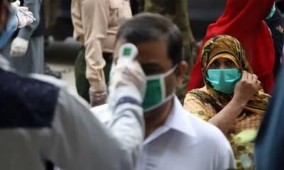 پاکستان میں کورونا کیسز میں کمی، گذشتہ24گھنٹوں میں مزید20افراد جاں بحق