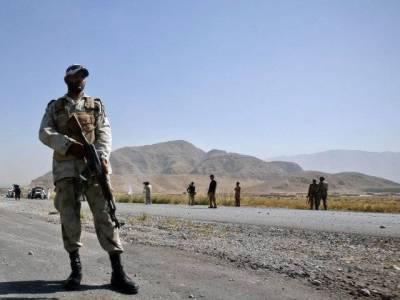 بلوچستان کے علاقے ہوشاب میں بارودی سرنگ دھماکا، ایف سی جوان شہید