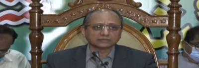 اساتذہ کے تقرر وتبادلوں سے متعلق پالیسی بنائی ہے:وزیر تعلیم سندھ سعید غنی