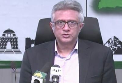 عوام کورونا کا پھیلاؤ روکنے کیلئے حفاظتی تدابیر پر سختی سے عمل کریں: معاون خصوصی ڈاکٹر فیصل