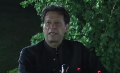 پورے اعتماد سےکہہ سکتا ہوں مشکل وقت اب پیچھے رہ گیا،بجٹ باآسانی پاس ہو جائے گا: وزیراعظم عمران خان
