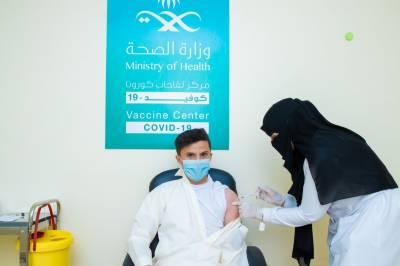 سعودی عرب میں بچوں کی کورونا ویکسینیشن کا آغاز