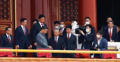 چین پر میلی نگاہ ڈالنے والے فولاد کی دیوار سے ٹکرائیں گے ، چینی صدر