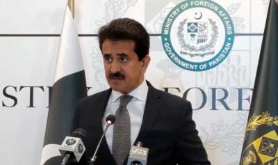 افغان مسئلے کا کوئی فوجی حل نہیں: ترجمان دفتر خارجہ