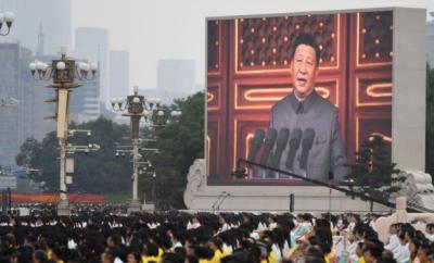 ہم پر دھونس جمانے والوں کا سر دیوار چین پر مار کر پاش پاش کردیں گے: چینی صدر