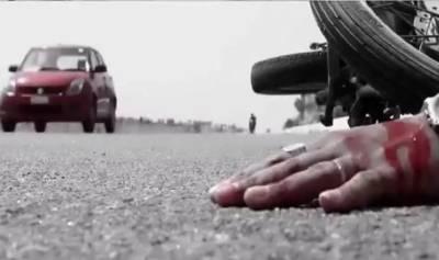 لاہور: ٹریفک حادثات ، 2 افراد جاں بحق، 7 زخمی