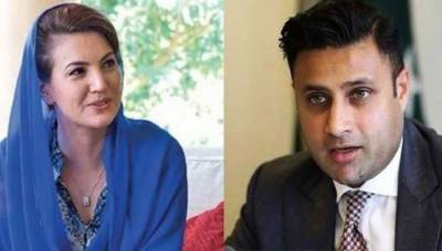 زلفی بخاری نے ریحام خان کے خلاف ہتک عزت مقدمہ کا پہلا راؤنڈ جیت لیا