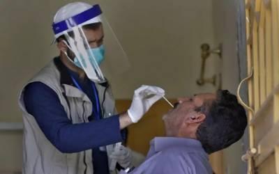 ملک بھر میں کورونا وائرس کے مزید34افراد جاں بحق،شرح 2.91فیصد تک پہنچ گئی