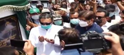 وزیراعلیٰ سندھ نے سعود آباد چورنگی سے تھڈو نالے تک طویل سڑک کا افتتاح کردیا