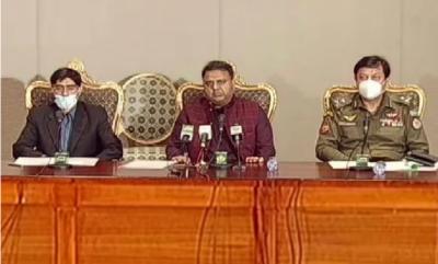 جوہر ٹاؤن دھماکے میں بھارت ملوث ہے : مشیر قومی سلامتی معید یوسف