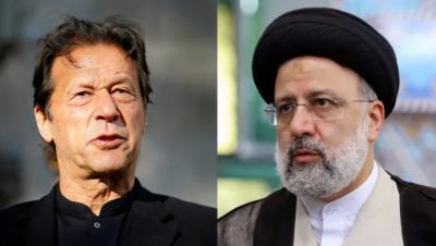 وزیراعظم کا ایرانی صدر ابراہیم رئیسی کو فون:منتخب ہونے پر مبارکباد، افغان تنازع کے سیاسی حل پر زور