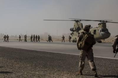 افغانستان سےغیر ملکی فوج کا انخلا: طالبان کا بیان سامنے آگیا۔