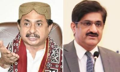 اپوزیشن لیڈرسندھ اسمبلی نےوزیراعلی سندھ کی نااہلی کیلئے ہائیکورٹ میں درخواست دائرکردی