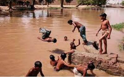 ملتان:ایک ماہ میں 20 بچے نہر میں نہاتے ہوئے ڈوب کر جاں بحق