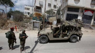 نابلس:اسرائیلی فوج کی جارحیت،ایک اور فلسطینی شہید، 2 زخمی