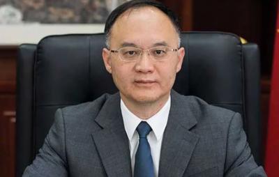 سی پیک منصوبے پاکستان سمیت خطے کی بحالی کے ضامن ہیں: چینی سفیر نونگ رونگ نے پاک چین دوستی زندہ باد کا نعرہ بھی لگایا