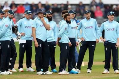 انگلینڈ کرکٹ ٹیم کے سات ارکان کا کورونا ٹیسٹ مثبت آگیا