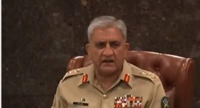 بلوچستان میں خوشحالی کےدشمنوں کوشکست دینےکیلئے پرعزم ہیں:آرمی چیف
