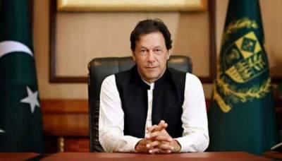 کورونا جیسی عالمی وبا سے نمٹنے پر وزیراعظم عمران خان کا اداروں کے لئے مبارکباد کا پیغام