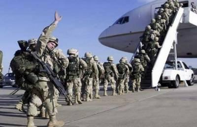 افغانستان سے 90 فیصد امریکی فوج کا انخلا مکمل