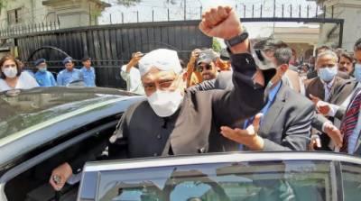 سابق صدر آصف علی زرداری کی نیویارک پراپرٹی کیس میں 28 جولائی تک عبوری ضمانت منظور کرلی گئی