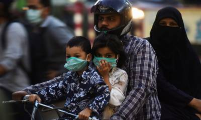 پاکستان میں کوروناوائرس کے مزید24مریض انتقال کر گئے،1683نئے کیسز رپورٹ