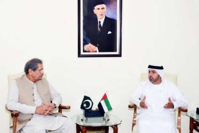 متحدہ عرب امارات میں مقیم پاکستانی دونوں ممالک کی ترقی میں اہم کردار ادا کر رہے ہیں : وزیرتعلیم شفقت محمود